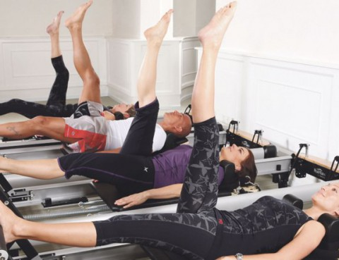 Reformer Pilates træning