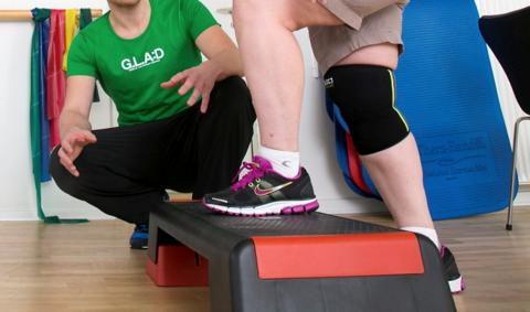 GLAiD træning