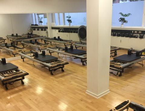 Reformer Pilates Frederiksbjerg Fysioterapi