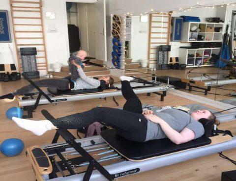 Reformer Pilates Efterfødselshold