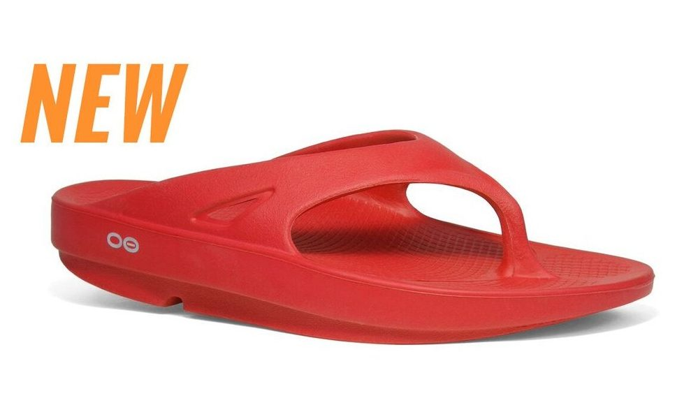 Oofos sandaler