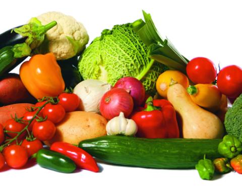 Kostvejledning grøntsager