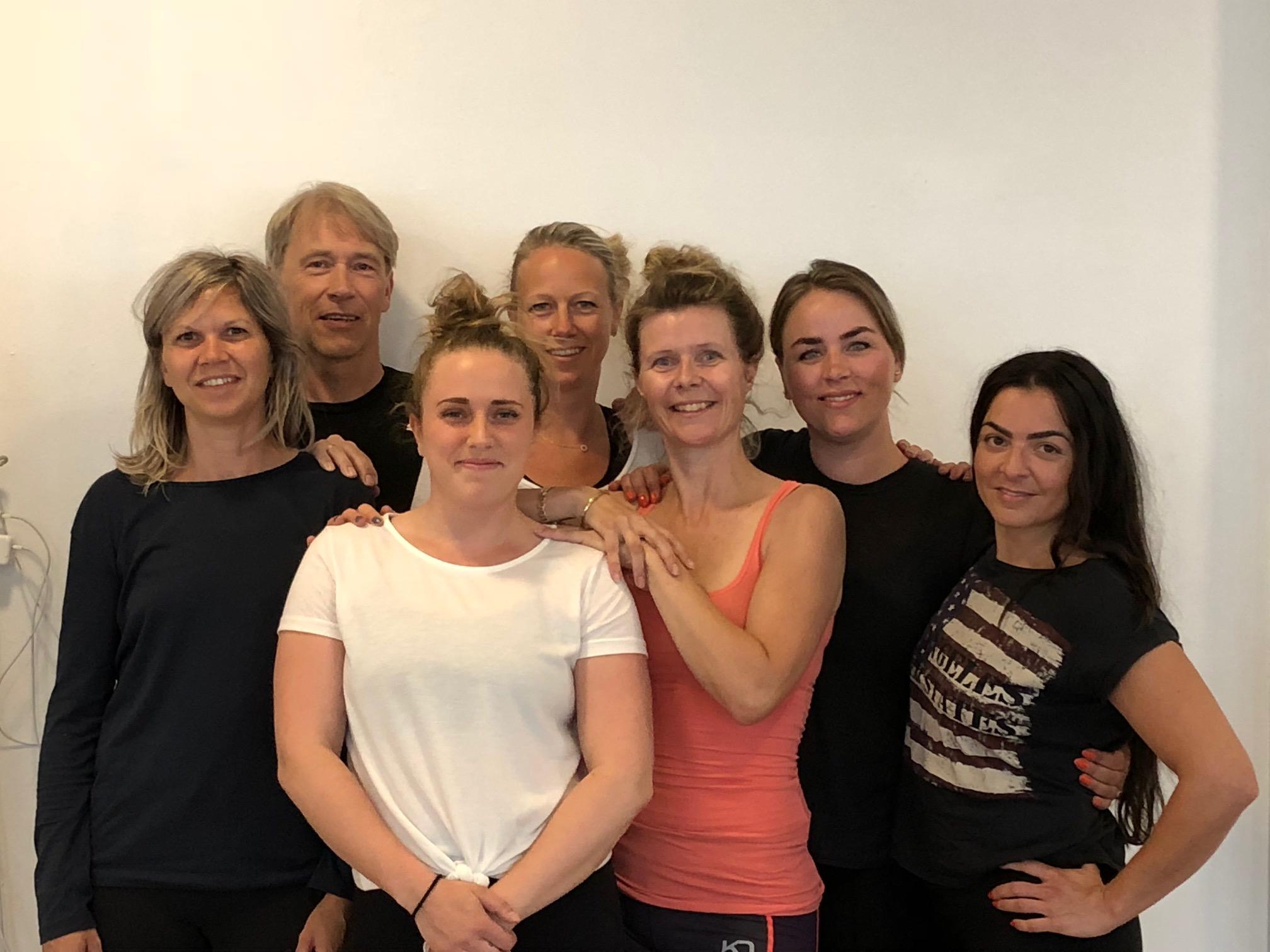 Reformer Pilates instruktørerne på Frederiksbjerg Fysioterapi