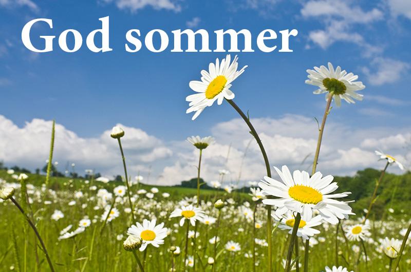 God sommer - Frederiksbjerg FYSIOTERAPI